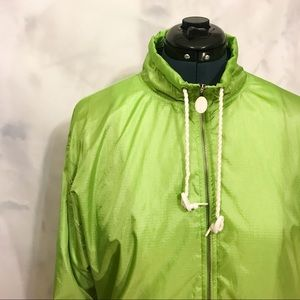 Liz & Co Green Spring-Fall Jacket
